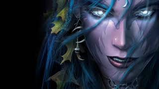 Warcraft 3 : OST Soundtrack -  Night Elf
