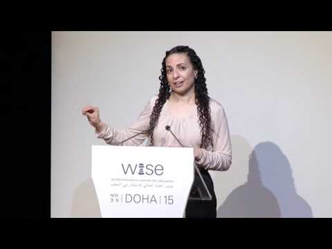 Dr. Mona Mourshed, WISE 2015 Keynotes - Education, Employment and Growth