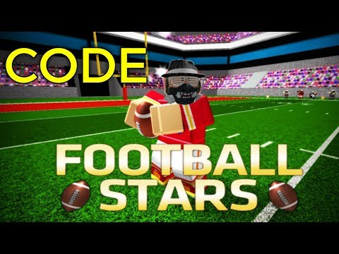 Roblox Football Stars Tutorial Another Football Stars Code Roblox Youtube
