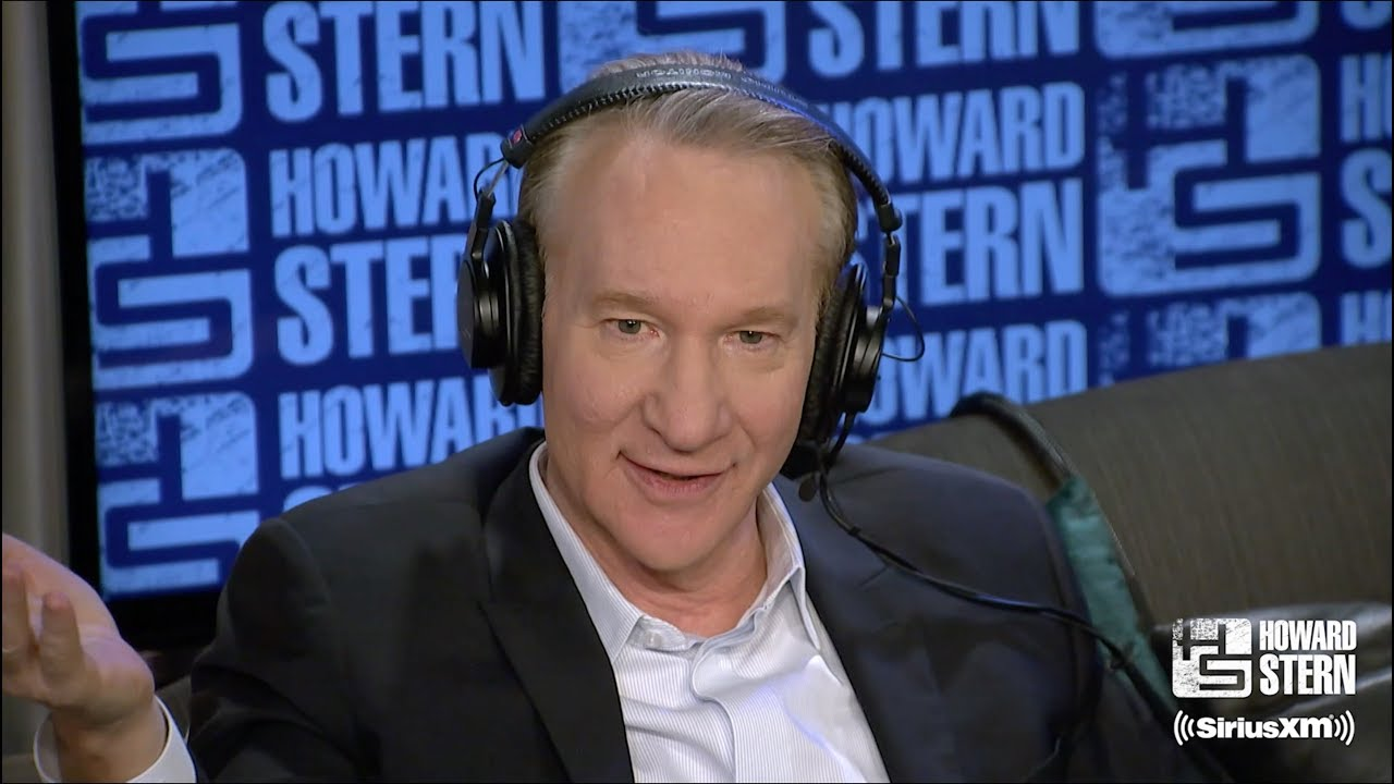 Bill Maher Is Back on the Stern Show After Nearly 20 Years