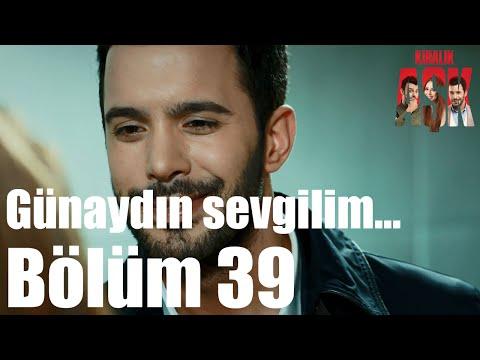Kiralık Aşk 39. Bölüm - Günaydın Sevgilim...