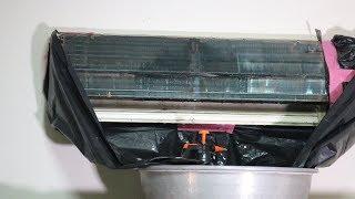 ล้างแอร์บ้านด้วยตัวเอง (How to Cleaninng Air Conditioner)