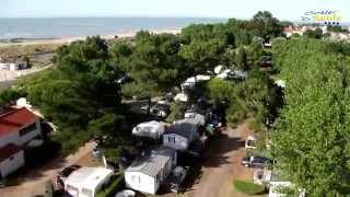 Camping Baie d'Aunis la Tranche sur Mer.