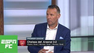 Breaking down Chelsea's 3-2 win over Arsenal [Analysis] | ESPN FC