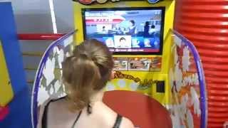 The Japanese Table-flipping Arcade Game