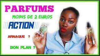 LES PARFUMS ACTION A MOINS DE 2 EUROS | ARNAQUE OU BON PLAN ⁉ | ANNONCE GAGNANTE CONCOURS