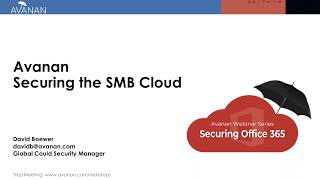 Securing Office 365 and GSuite for SMBs