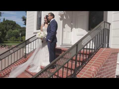 Wedding | A Palo Alto Garden Court Wedding -- Paloma & Mario