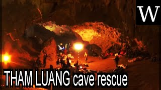 THAM LUANG cave rescue - WikiVidi Documentary
