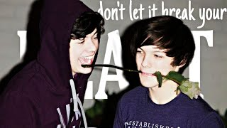 ➤ larry stylinson • don't let it break your heart