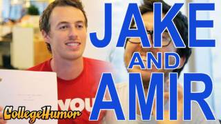 Jake and Amir: Screenplay
