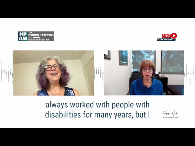 Highlights from Human Potential At Work Episode 274 with Elaine Katz