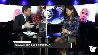 """Entrevista a Andrea Lagos Periodista y autora del Libro """"Precht. Las culpas del vicario"""""""