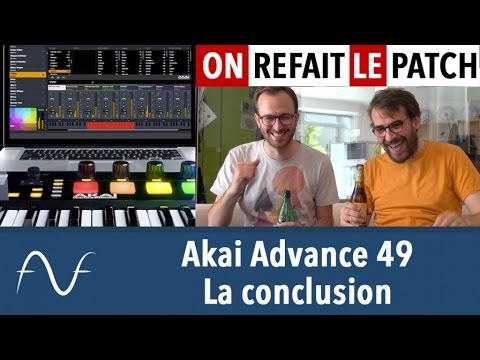 akai advance 49 conclusion youtube. Black Bedroom Furniture Sets. Home Design Ideas
