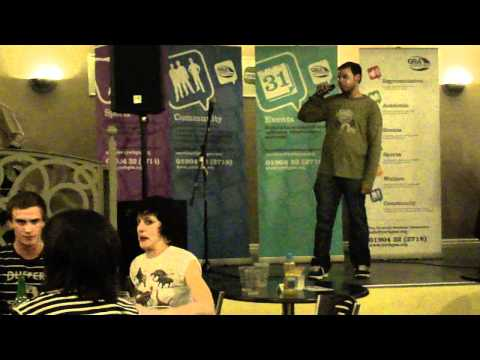 My 1st Ever Karaoke