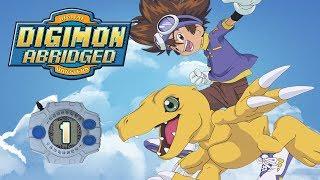 Digimon Abridged Episode 01: Going Digital