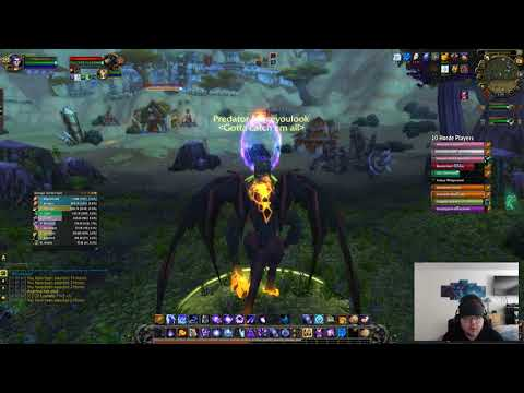 Disappear - Arcane mage pvp 8.1