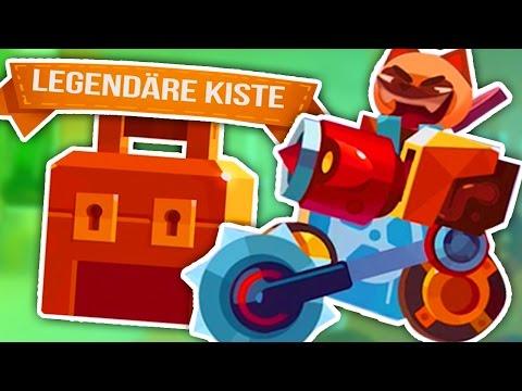 MEINE ERSTE LEGENDÄRE KISTE !!! - CATS