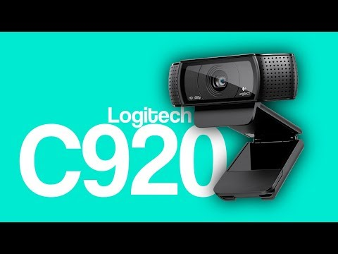 La mejor webcam 2016?: Logitech c920 HD PRO analisis español y test