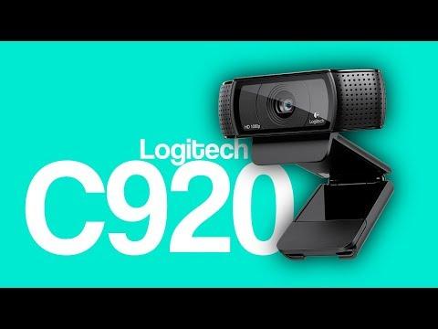 Logitech c920 HD PRO ¿La mejor webcam del mundo?