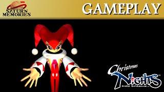 NiGHTS into Dreams [PC] by SEGA - Christmas NiGHTS (A-Rank) [HD] [1080p60]