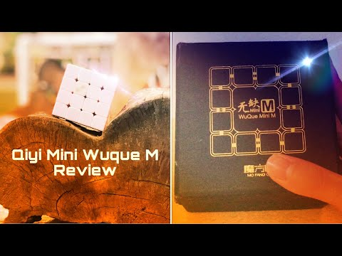 Reviewing The Qiyi Mini Wuque M. ( Is It Worth It? )