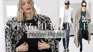 Steal her style: Nicole Richie | Use what you have