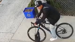 Giant Tough Road GX1 Bike Stolen (Extended Version)