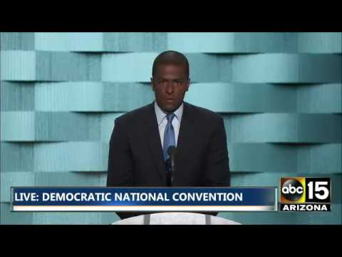 FULL: CNN's Bakari Sellers - Democratic National Convention