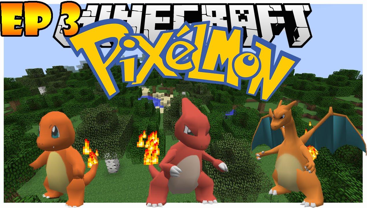 Pixelmon Adventure ep 3 - YouTube