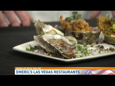 Find Special Valentine's Dishes With Emeril's Las Vegas Restaurants