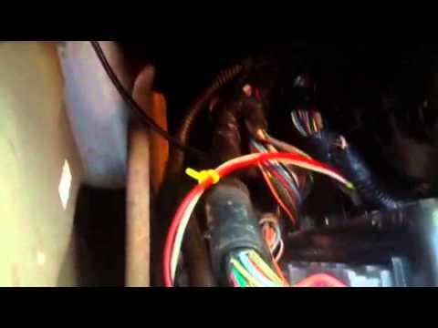 2000 F350 module grounds - YouTube