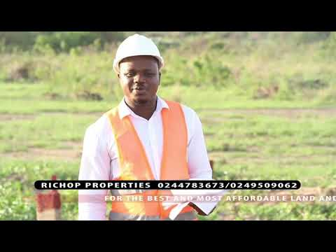 Richop land and properties for sale Accra ghana