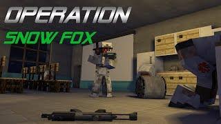 Operation Snow Fox [Minecraft Animation]