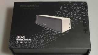 REVIEW: Bluedio BS-2 Bluetooth 3D Speaker (Sound Box)