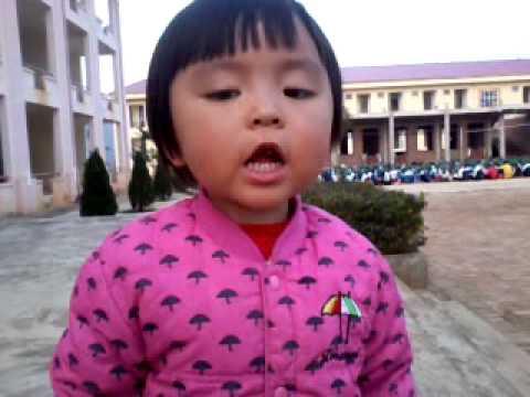 Lê Phạm Bảo Ngọc đọc thơ - Yêu Mẹ