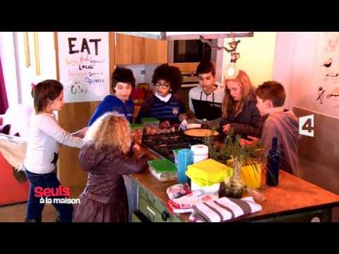 France 4 seuls la maison extrait de l 39 op ration for 7 a la maison episodes