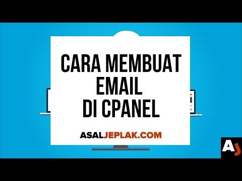 Cara Membuat Email di cPanel   Seri Belajar Website