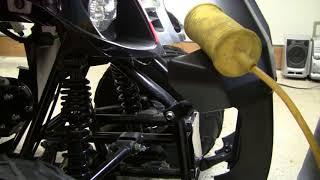 Go-Bowen 79cc Kids Gas Go-Kart