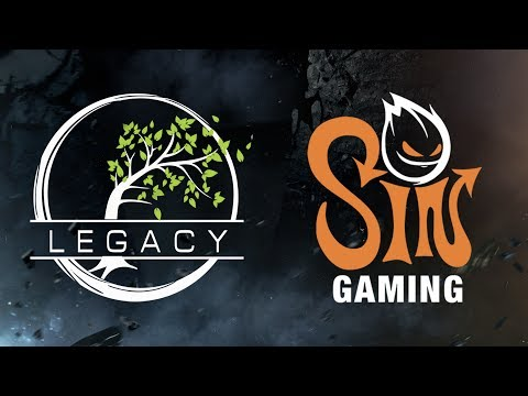 Thumbnail: Legacy vs. Sin - Game 2 Week 1 Day 2