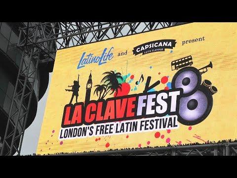 LA CLAVE FESTIVAL 2018 - The Scoop – London - Dance + Camilo Mejura & the LOL Choir