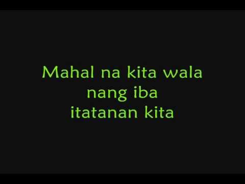 Dont Matter Tagalog Version W Lyrics