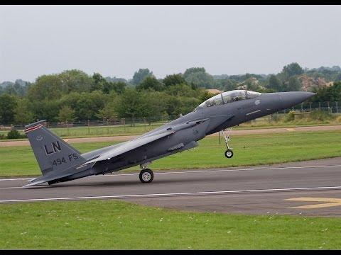 McDonnell Douglas F-15 Eagle Airshow World