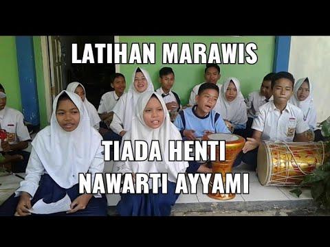 Edisi Belajar Marawis#lagu #nawartiayyami
