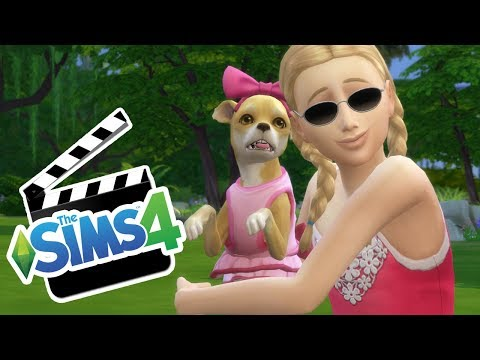 NEW PETS! | How To Get Famous! | The Sims 4 Ep.4