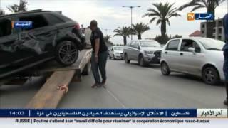 الحماية المدنية : 9 قتلى في حوادث المرورخلال 48 ساعة الأخيرة