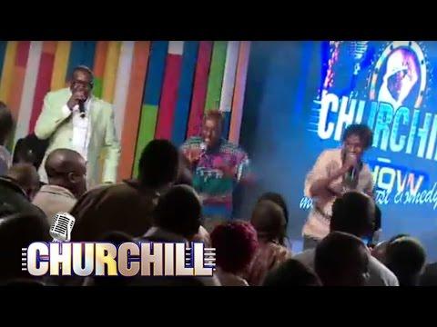 H_art the band uliza kiatu live on churchill Show