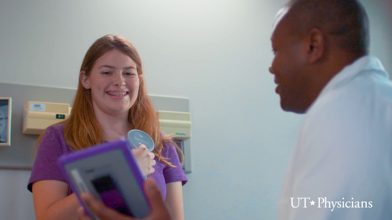 Focused On Your Health - UT Physicians