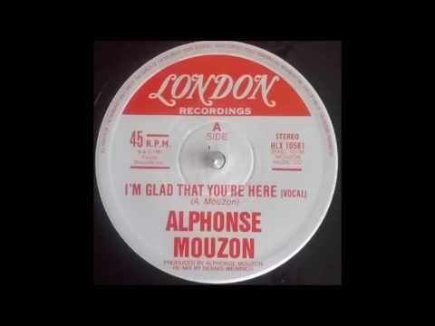 Alphonse Mouzon - I'm Glad That You're Here 1981