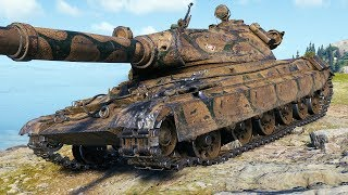 60TP - NEVER GIVE UP - World of Tanks Gameplay
